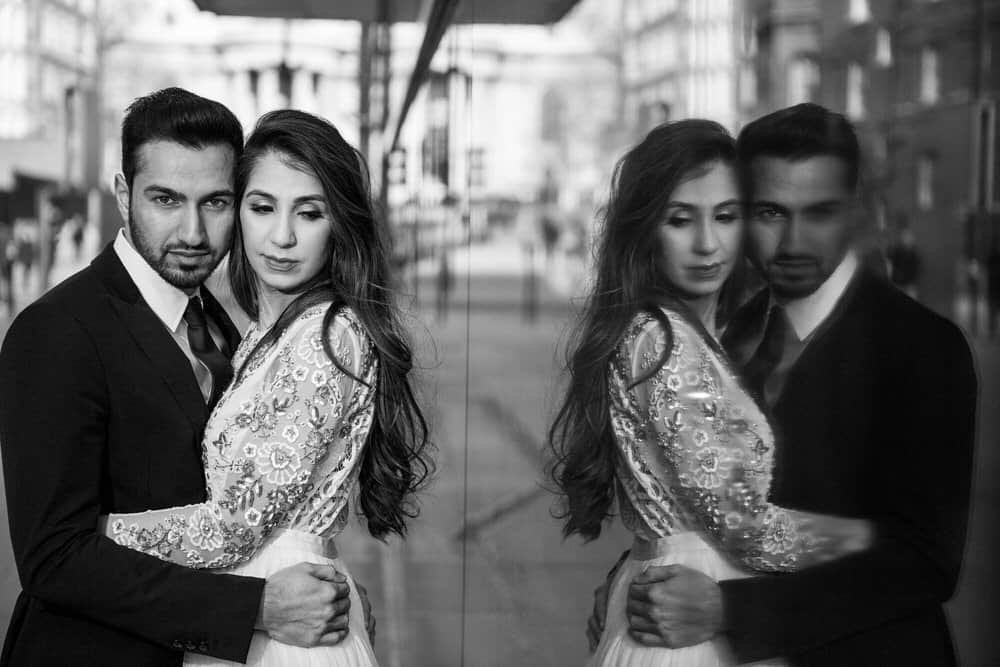 London Asian Pre-Wed Photoshoot