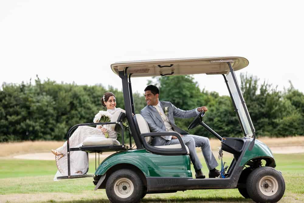 Buckinghamshire Golf Club Civil Ceremony