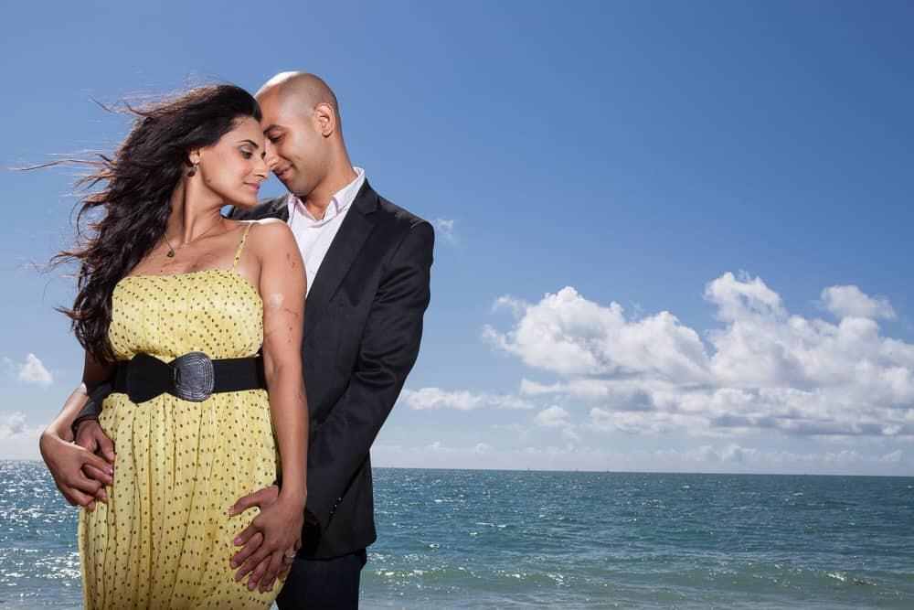 Portsmouth Pre-Wedding Photoshoot
