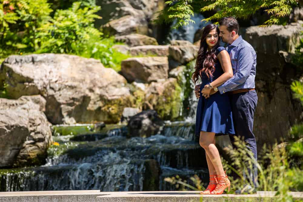 Holland Park London Pre-Wedding Photoshoot