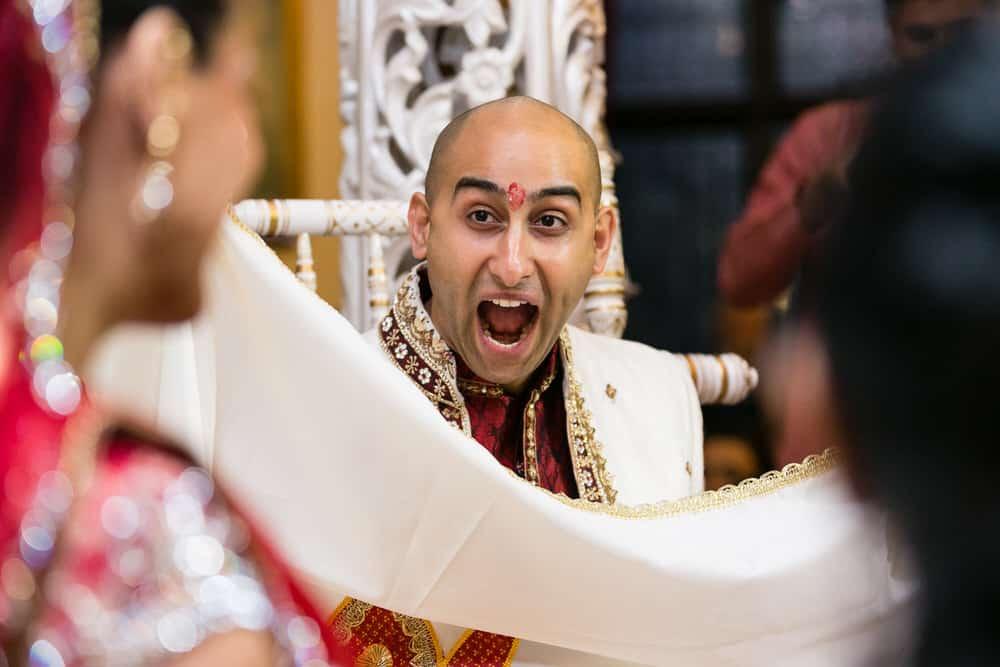 Hindu Wedding Bhaktivedanta Manor