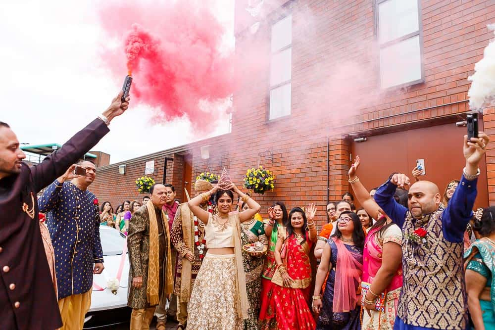 London Premier Banqueting Hindu Wedding
