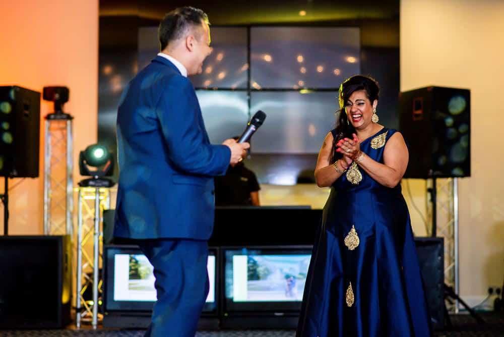 The VIP Lounge London Hindu Wedding & Reception